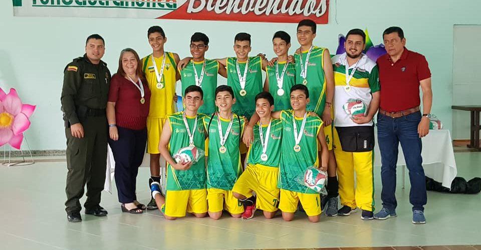 Equipo de Voleibol Pre-Juvenil